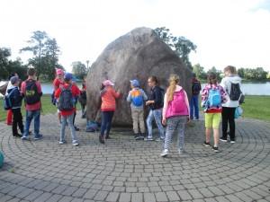 Kamień na Lednicy