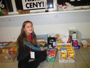 zbiórka żywności 8 grudnia 2017